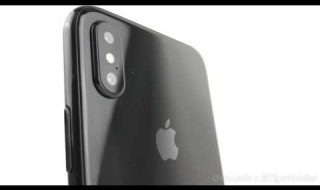 iPhone 8 Dummy (Bildquelle: YouTube/Tiger Mobiles)