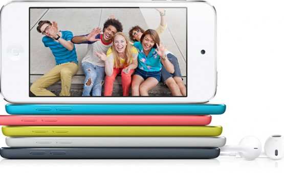 iPod Touch 5G (Bildquelle: Apple)