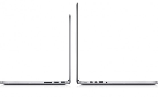 MacBook Pro (Bildquelle: Apple Produktbild)