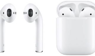 AirPods (Bildquelle: Apple Produktbild)