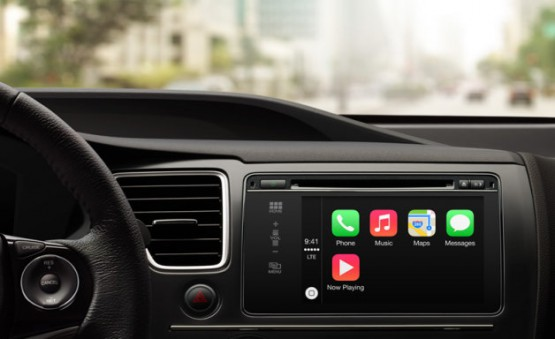 Apple CarPlay (Bildquelle: Apple)