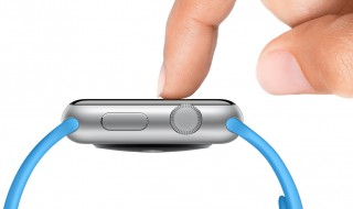Force Touch bei der Apple Watch (Bildquelle: Apple Produktbild)