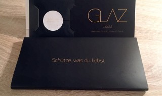 GLAZ Liquid Displayschutz