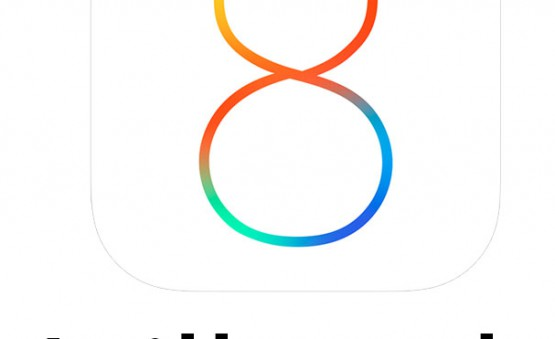 iOS 8 Logo (Bildquelle: Apple)