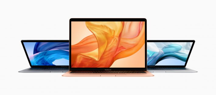 MacBook Air mit Retina-Display (Bildquelle: Apple Produktbild)