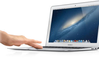 MacBook Air (Apple Produktbild)