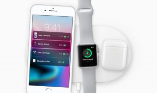 AirPower Ladematte (Bildquelle: Apple Produktbild)