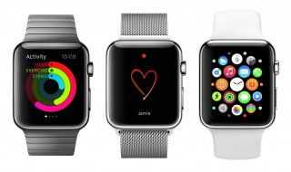 Apple Watch (Produktbild)