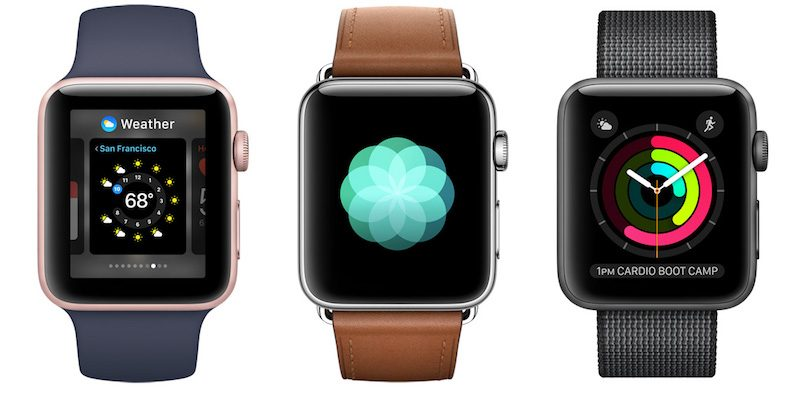 Apple Watch series 2 (Bildquelle: Apple)