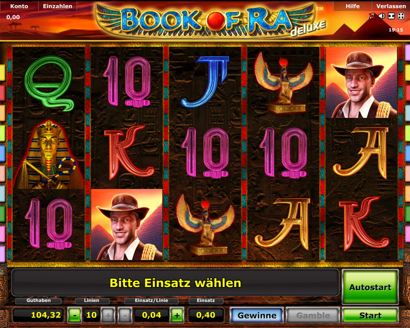 online casino reviews book auf ra