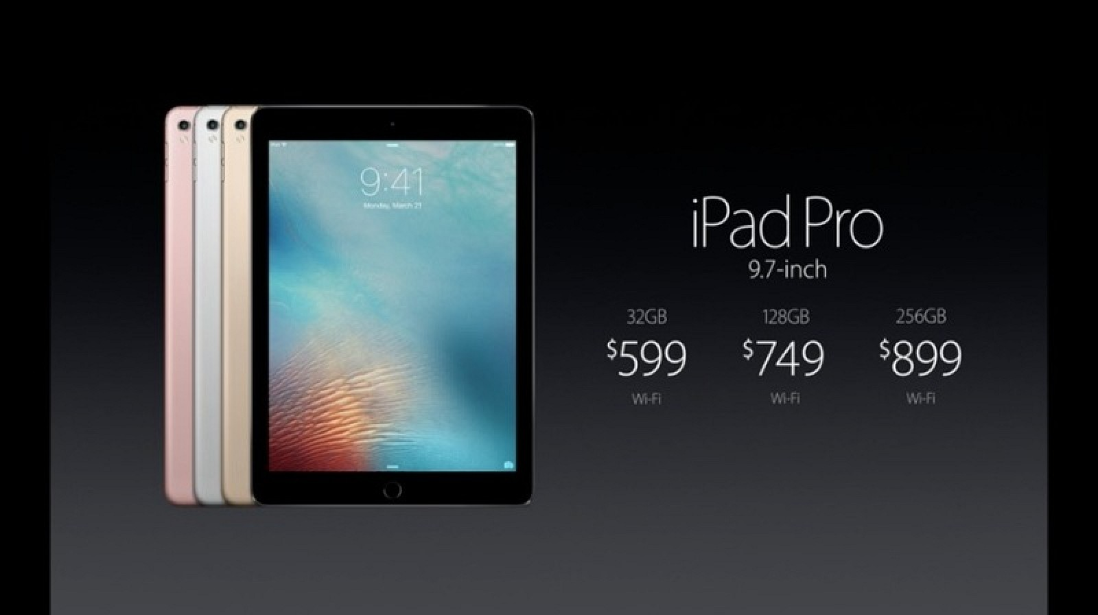 iPad Pro (Bildquelle: Apple)