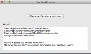 flashbackchecker