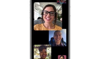 iOS 12.1 Update Group-Facetime (Bildquelle: Apple Produktbild)