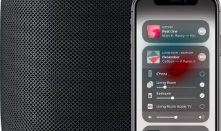 HomePod und AirPlay 2 (Bildquelle: Apple Produktbild)