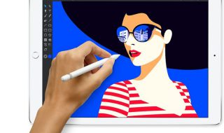 iPad Pro mit Apple Pencil (Bildquelle: Apple Produktbild)