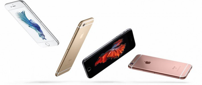 iPhone 6s und 6s Plus (Bildquelle: Apple Produktbild)
