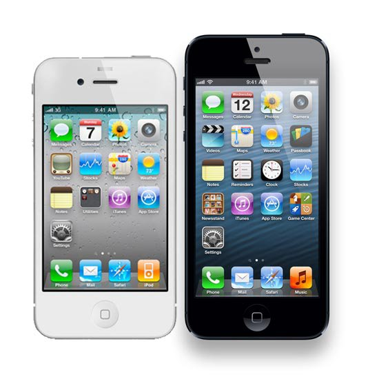 iphone 4s vs 5s iphone 4s vs iphone 5 was hat sich ge 228 ndert 8097