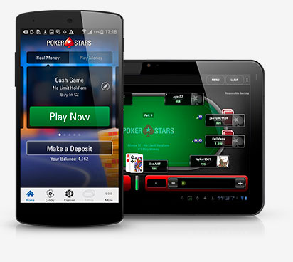 Pokerstars App (Bildquelle: PokerStars)