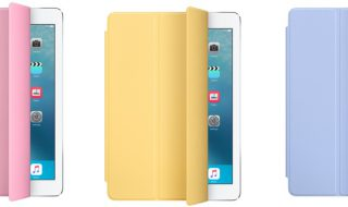 iPad Pro mit Smart Cover (Bildquelle: Apple Produktbild)