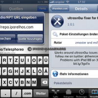 [Tutorial] Unlock von iOS 6 auf iPhone 3GS, iPhone 4 mit ultrasn0w-Fixer