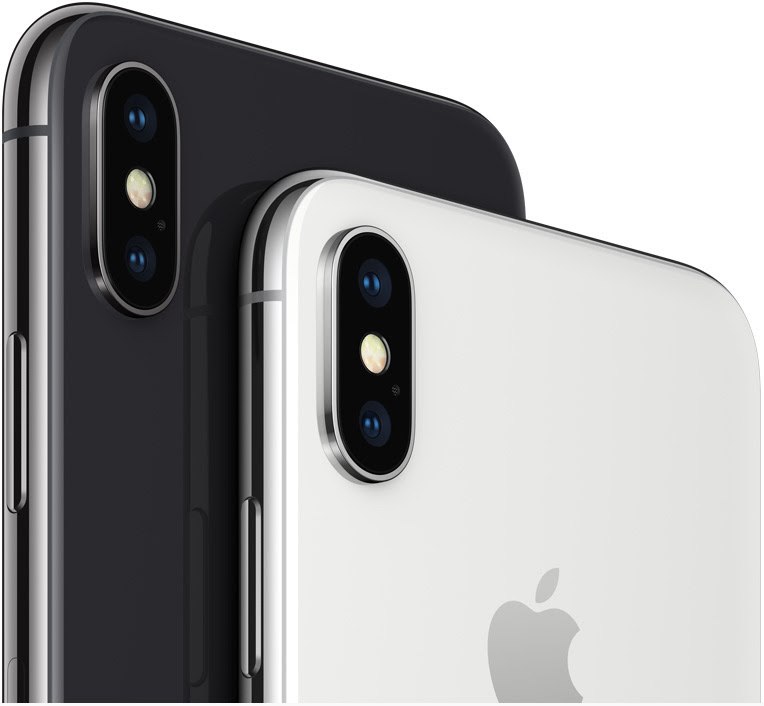 iPhone X (Bildquelle: Apple Produktbild)