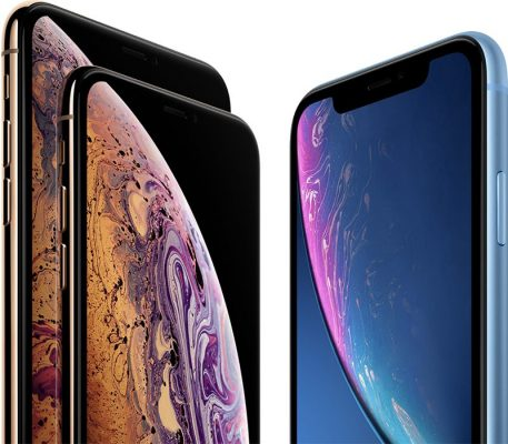 iPhone Xs und iPhone Xr (Bildquelle: Apple Produktbild)