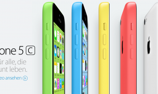 iPhone 5c (Bildquelle: Apple Produktbild)