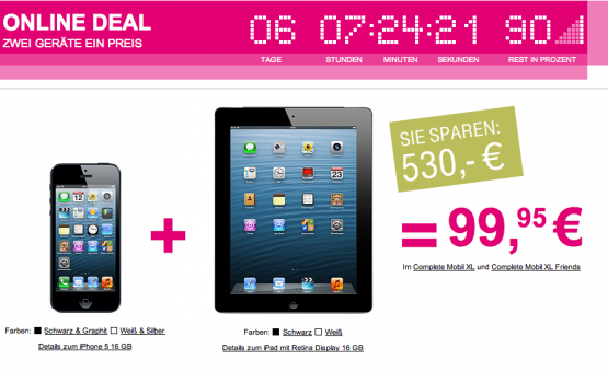 iphone5ipad4dealtelekom