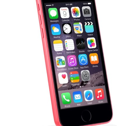 iPhone 6c (Bildquelle: MacRumors.com)