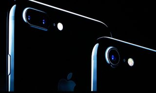 iPhone 7 Diamantschwarz (Bildquelle: Apple)