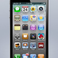 [Mock-Up] iPhone 5 mit 4 Zoll-Display