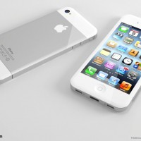 [Mock-Up] iPhone 5 mit 4-Zoll Display