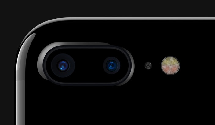 iPhone 7 Plus Dual-Kamera (Bildquelle: Apple Produktbild)