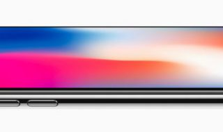 iPhone X (Bildquelle: Apple PR)