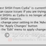 [Tutorial] Downgrade von iOS 4.3.4 zu iOS 4.3.3 auf iPhone 3GS/4, iPod Touch 3G/4G, iPad 1/2
