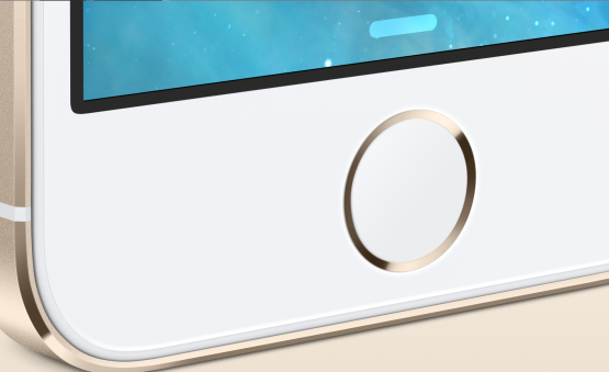 iPhone 5s mit Touch ID (Bildquelle: Apple)