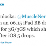 [Update] iPhone 3G/S iPad BaseBand 06.15.00 Downgrade zum iOS 5 – Start?